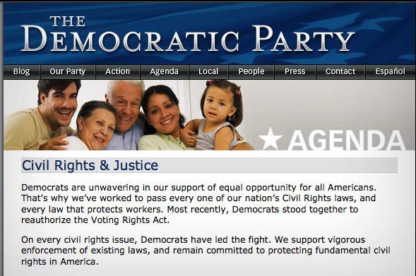old-democrats-org-website
